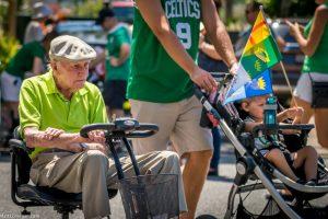 2018 Brisbane St. Patrick's Day Parade