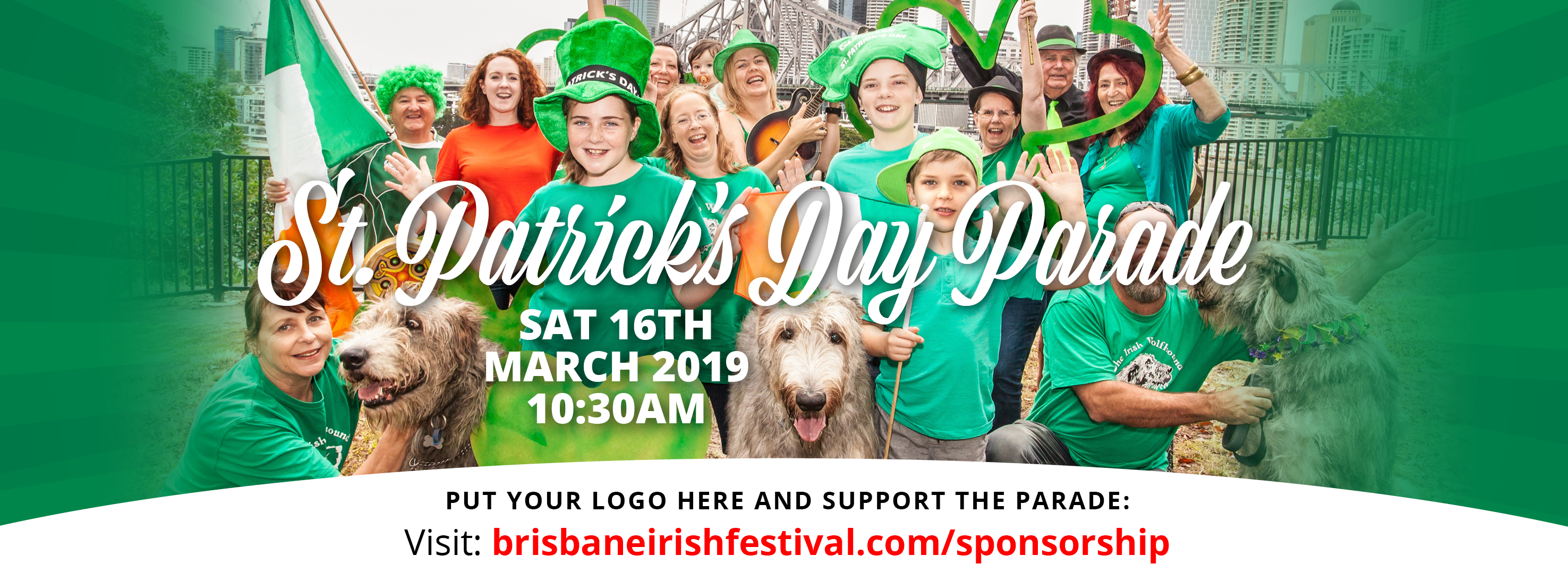 Annual Brisbane Irish Festival
