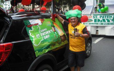 Brisbane Saint Patrick's Day Parade Marshal