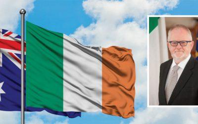 Message from the Ambassador of Ireland to Australia